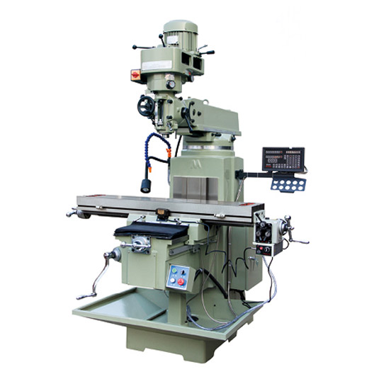 4H/5H turret milling machine