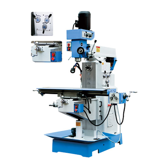 ZX6350C 6350D multifunctional drilling and milling machine
