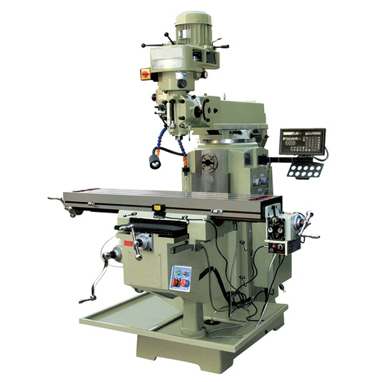 5HW turret milling machine
