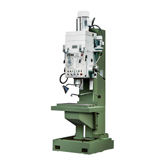 Z51100 vertical drilling machine